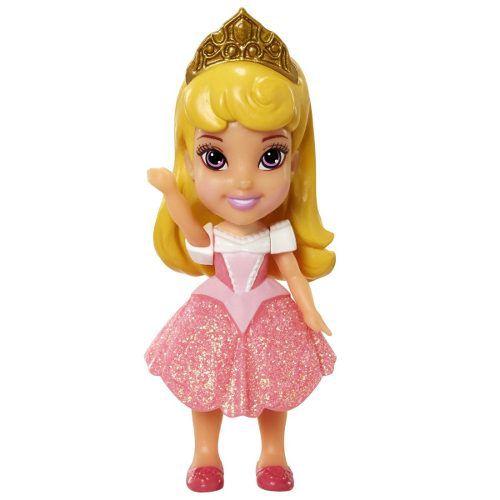 Mini Boneca - Princesas Da Disney - Aurora - Sunny