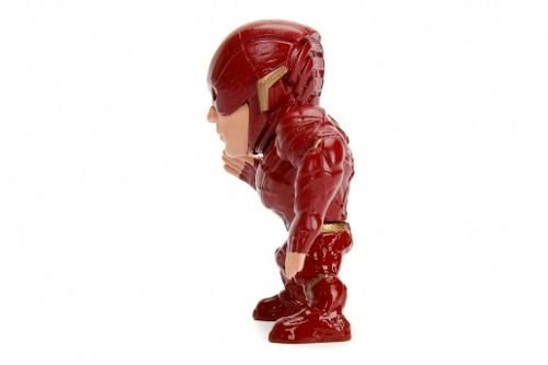 Boneco The Flash - Liga Da Justiça/ Justice League - Metalfigs