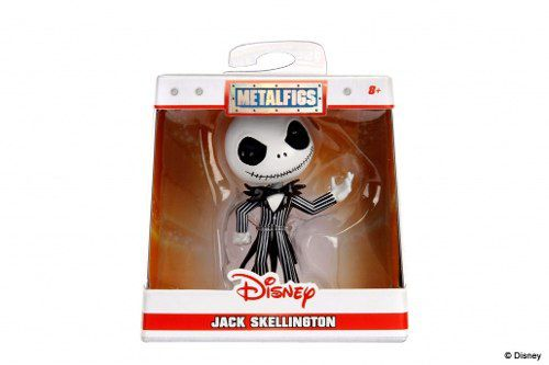 Boneco Jack Skellington - Disney / Pixar - Metalfigs - Jada