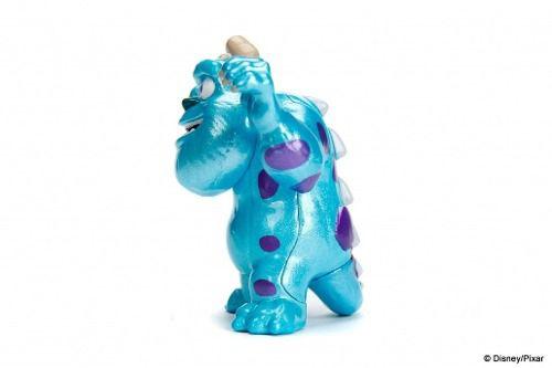Boneco Sulley Monstros S A - Disney / Pixar - Metalfigs