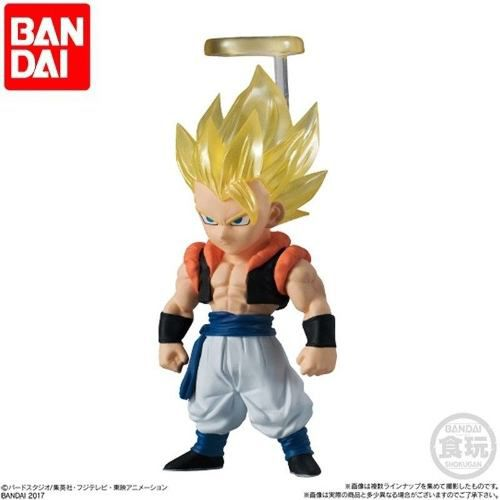 Dragon Ball Adverge SP - Gogeta Super Saiyajin - Bandai