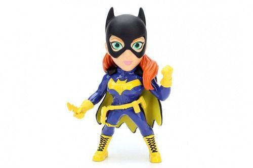 Boneca Batgirl - Dc Girls ( Batman )- Metals Die Cast - Jada