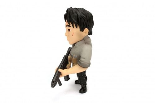 Boneco Glenn Rhee - The Walking Dead - Metals Die Cast