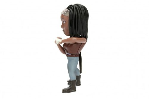 Boneca Michonne - The Walking Dead - Metals Die Cast - Jada