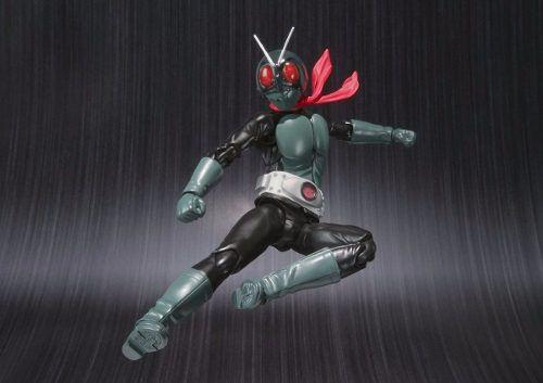 S.h.figuarts - Kamen Rider Masked Rider 1 - Sakurajima Ver. - Bandai