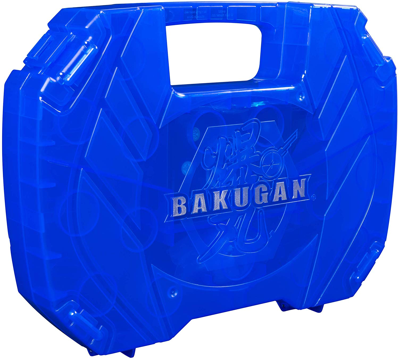Bakugan - Case / Estojo Azul - 1 Bakugan Exclusivo - Sunny