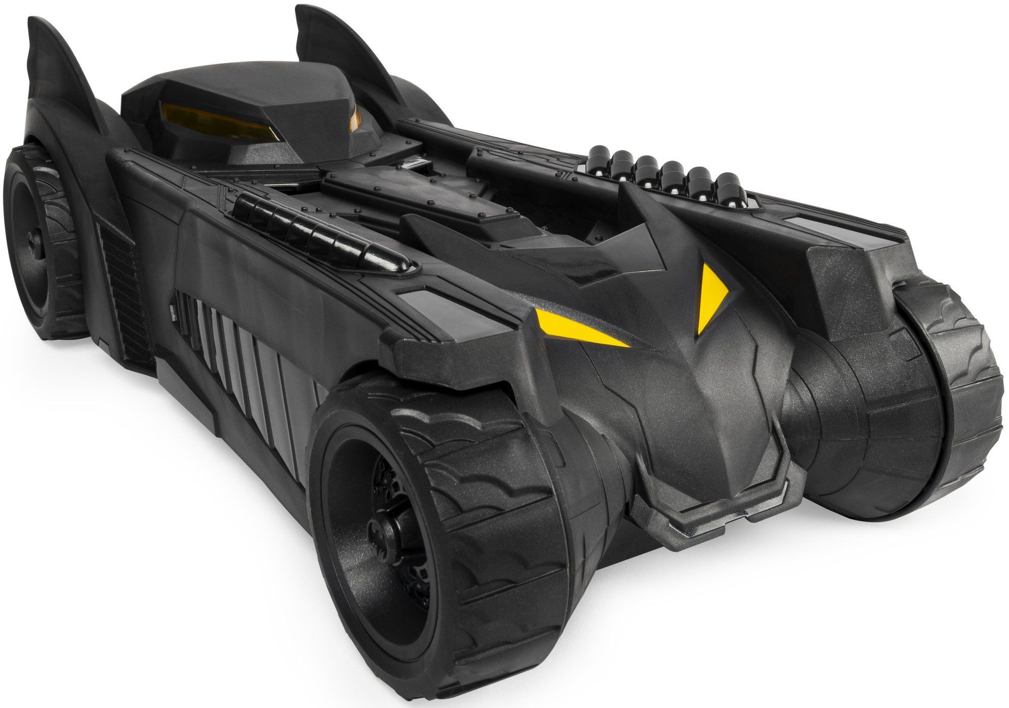 Batmovel Crusader - DC Carro do Batman - Spin Master