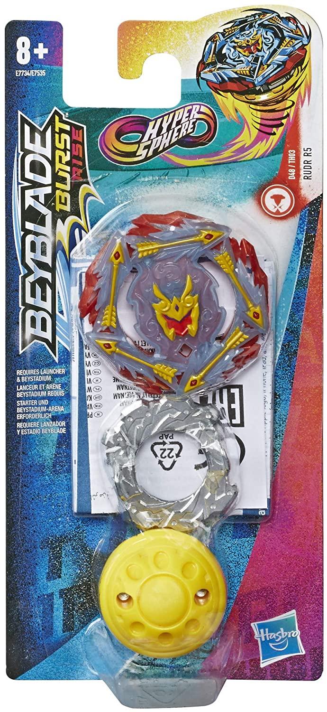 Beyblade Burst Rise - Hyper Sphere - Rudr R5 - Hasbro
