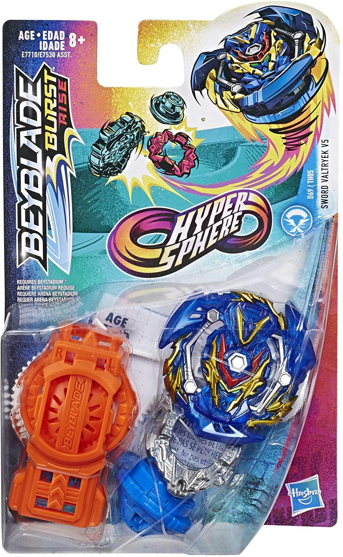 Beyblade Burst Rise - Hyper Sphere - Sword Valtryek - Hasbro