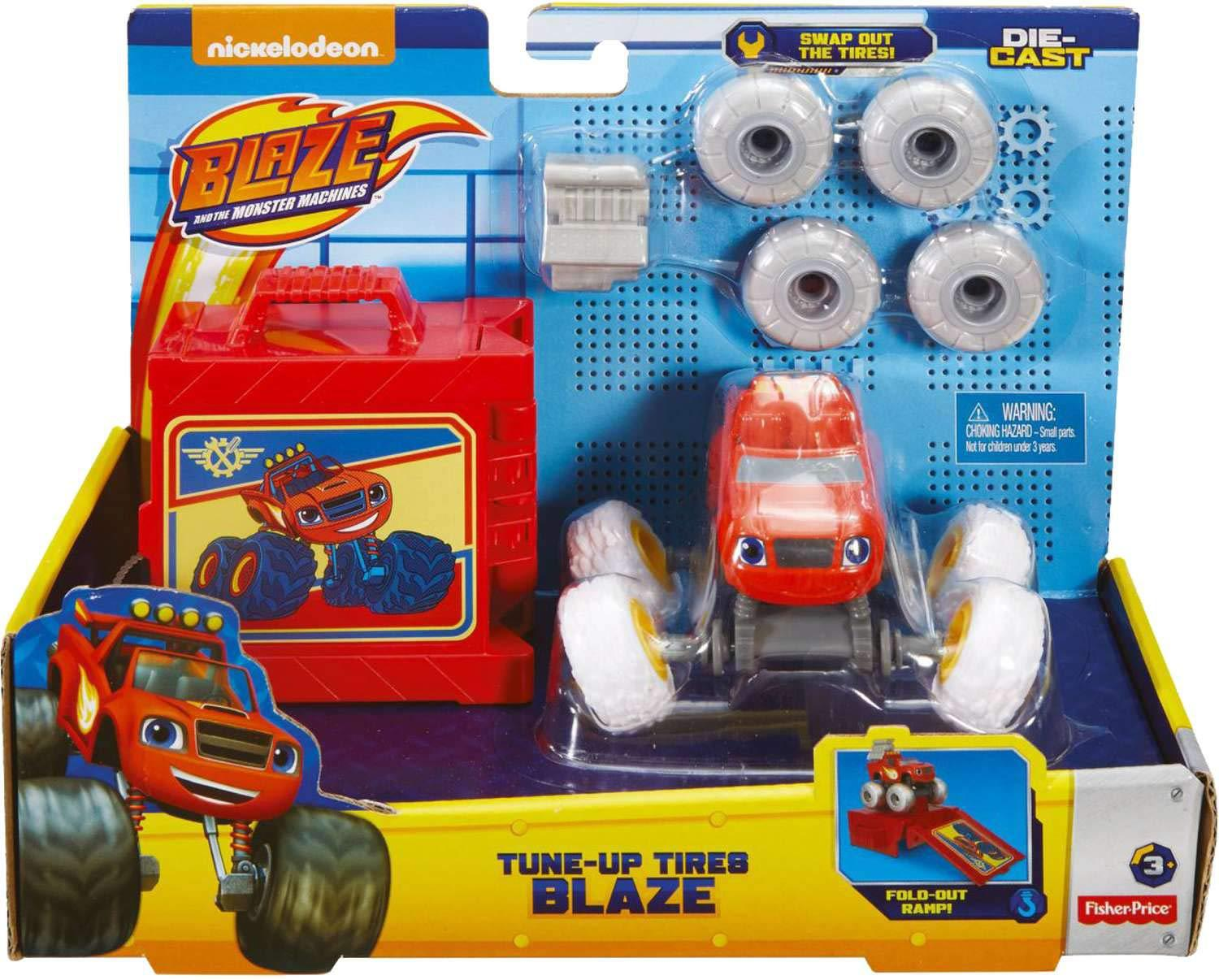 Blaze - Blaze and The Monster Machines Tune-Up Tires