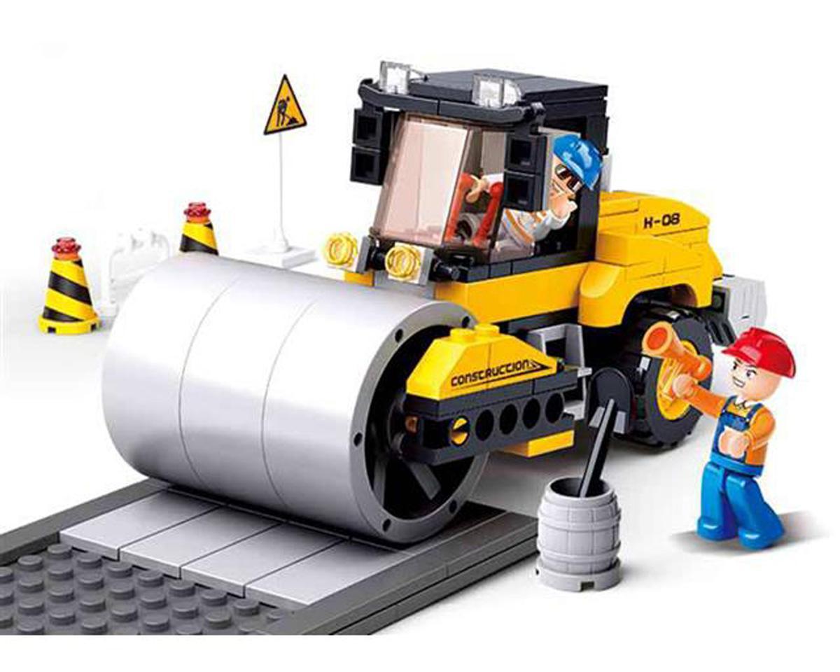 Blocos de Montar Rolo Compressor - 171 Peças - Multikids