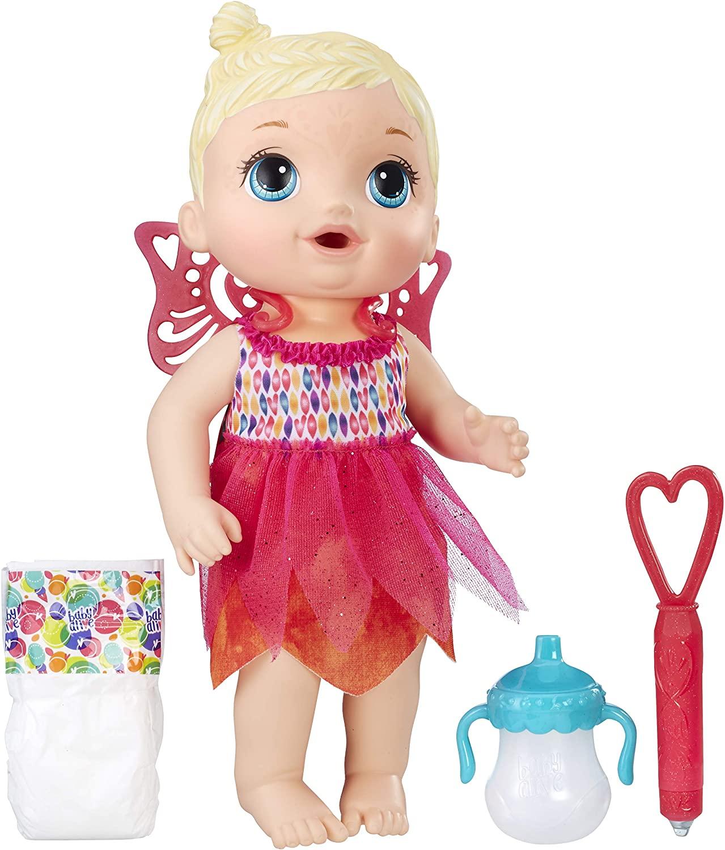 Boneca Baby Alive Loira - Hora da Festa - Hasbro Original