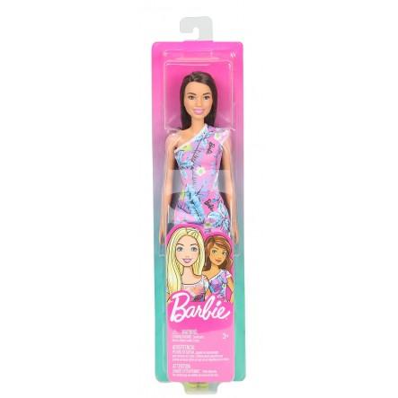 Boneca Barbie da Moda Morena - Flower Dresses - Mattel GBK92