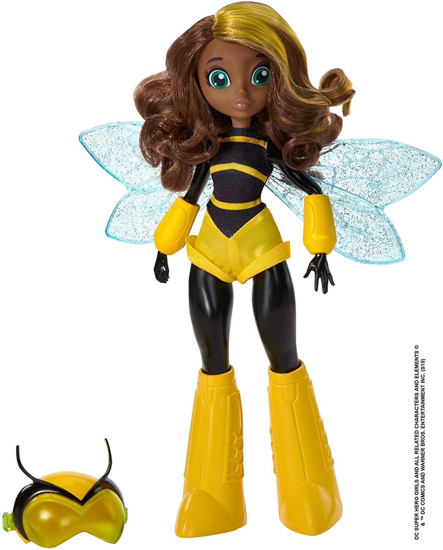 Boneca Dc Bumblebee - Super Hero Girls - Mattel