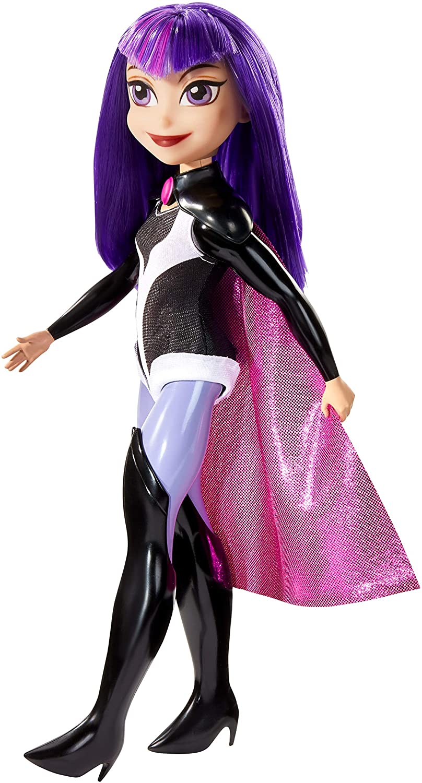 Boneca Dc Zatanna -  Super Hero Girls - Mattel