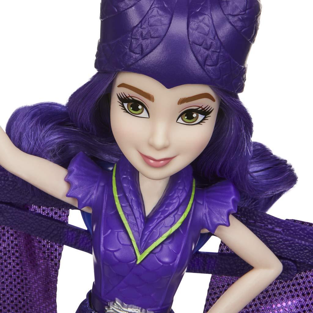 Boneca Descendentes  - Mal Transformação - Disney Original
