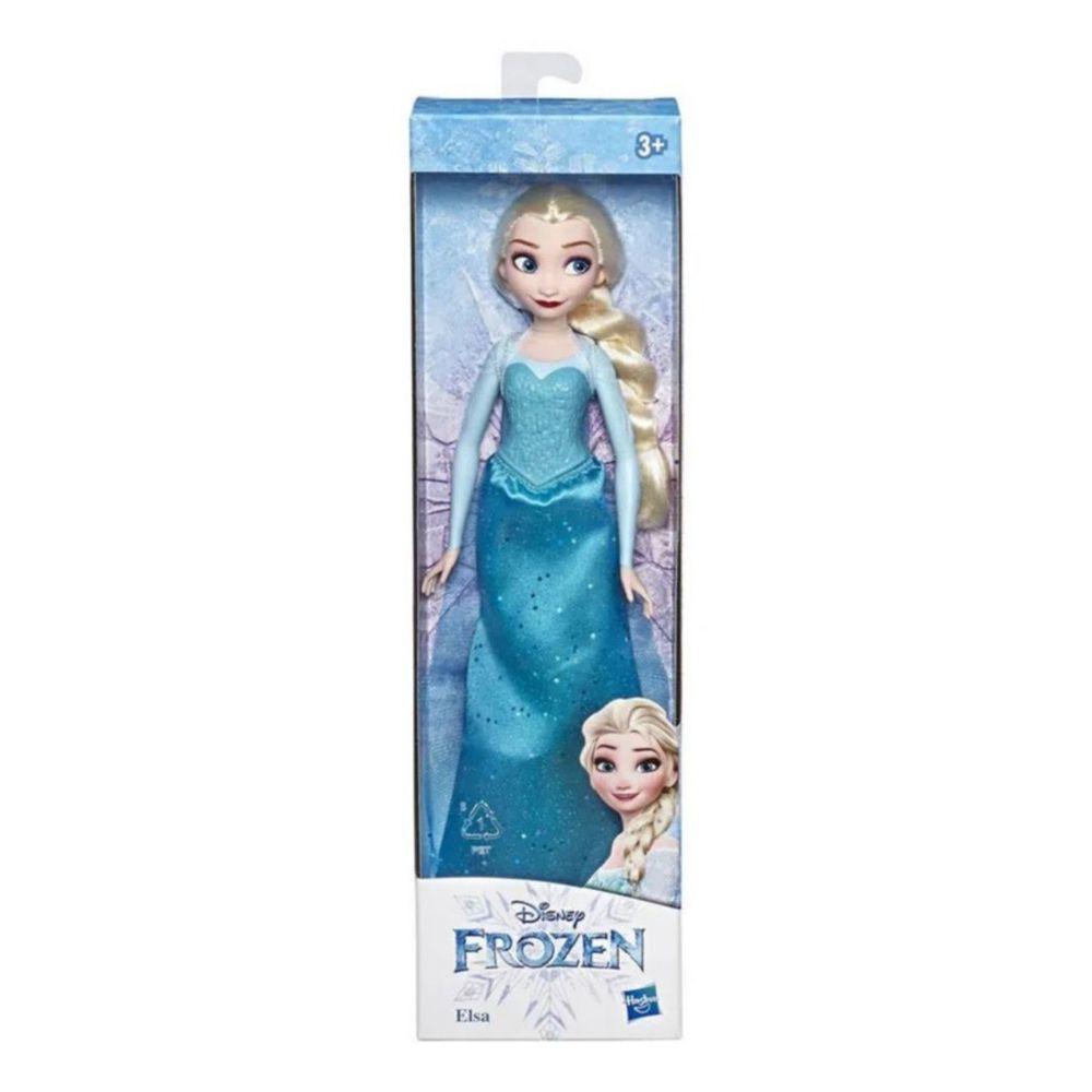Boneca Disney Frozen 2 - Elsa - Hasbro Original E5512