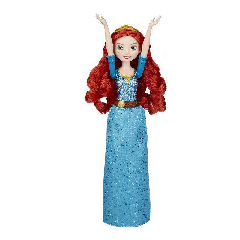 Boneca Disney Princesa Merida - Royal Shimmer - Hasbro Original E4022