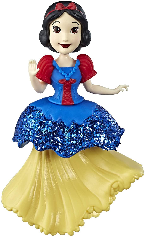 Boneca Mini Princesa Branca de Neve - Royal Clips - Hasbro E3049