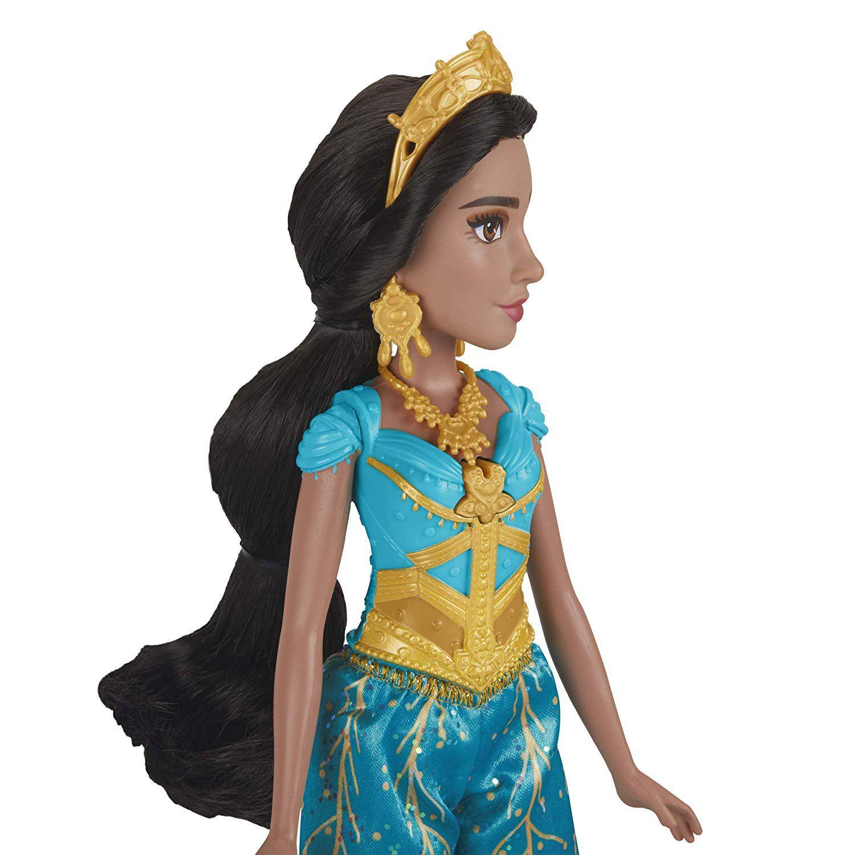 Boneca Princesa Jasmine Cantora - Disney Aladdin - Hasbro Original E5442