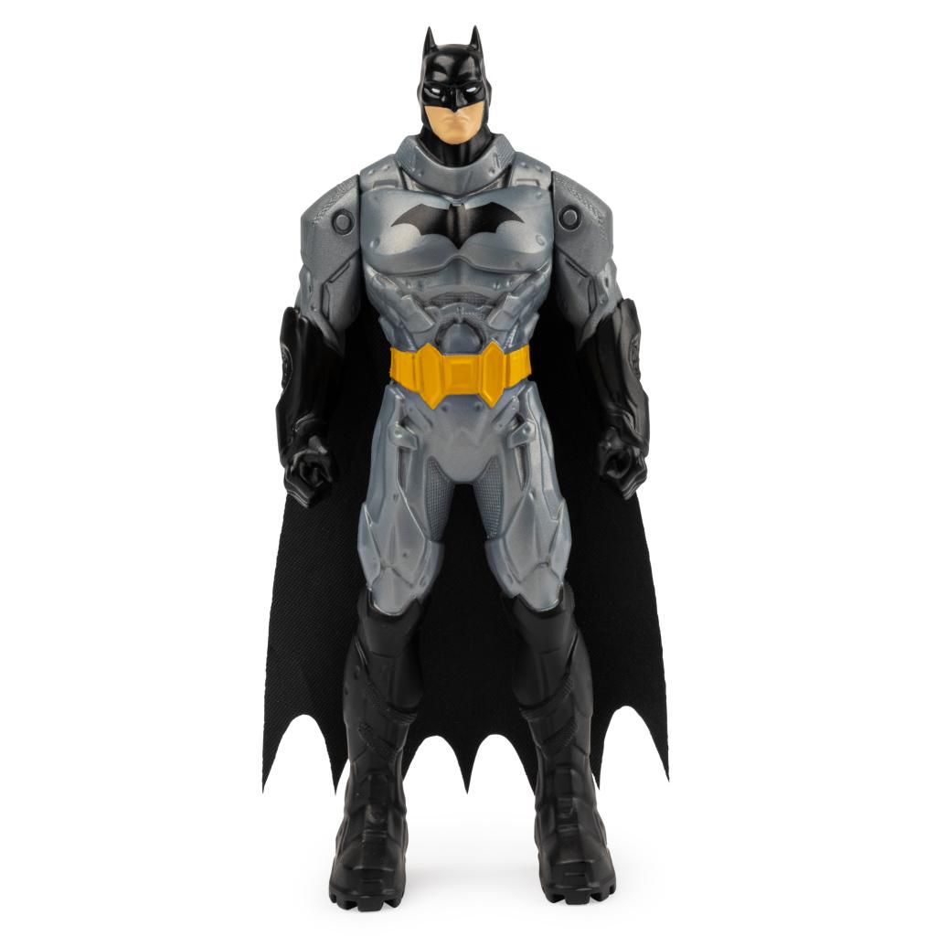 Boneco 15 cm Batman Dc  ( Battle Armor Batman ) - Spin Master