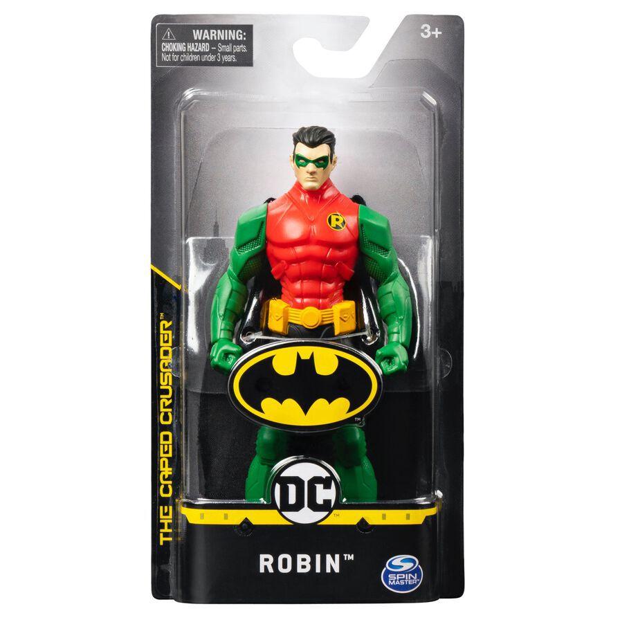 Boneco 15 cm Batman Dc  ( Robin ) - Spin Master