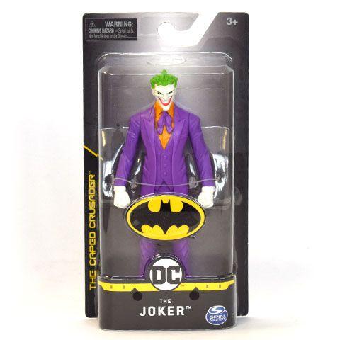 Boneco 15 cm Batman Dc  ( The Joker ) - Spin Master