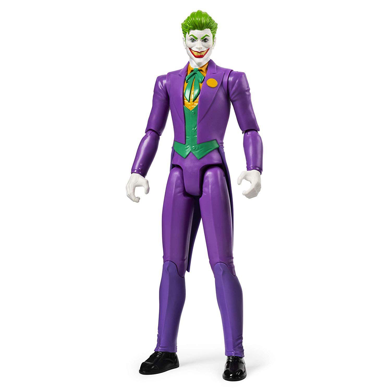 Boneco 29 cm Batman Dc ( The Joker ) - Spin Master