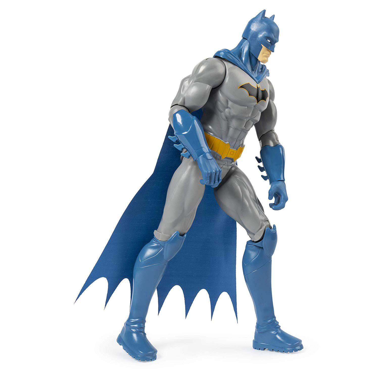 Boneco 30 cm Batman Dc Renascimento Azul - Spin Master