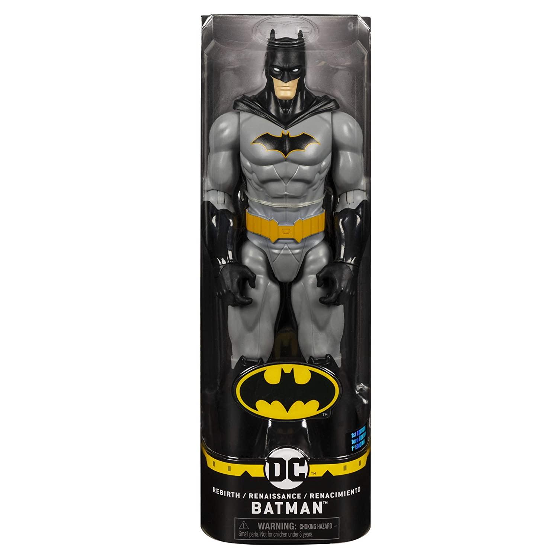 Boneco 30 cm Batman Dc Renascimento - Spin Master