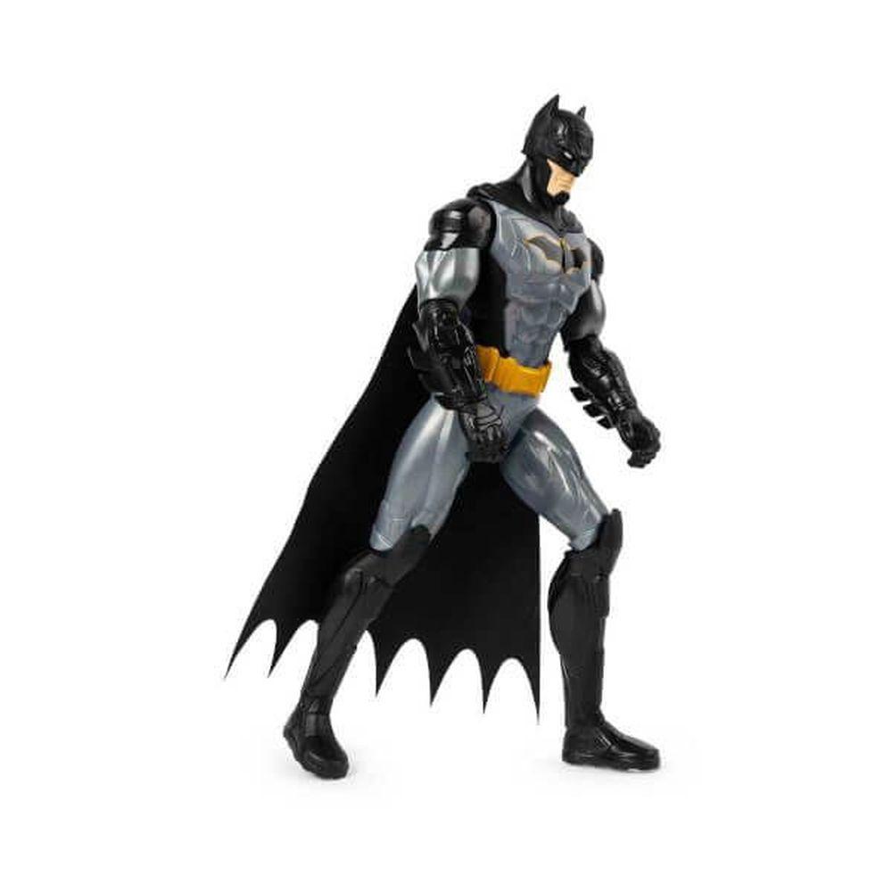 Boneco 30 cm Batman DC Tactique Renascimento - Spin Master