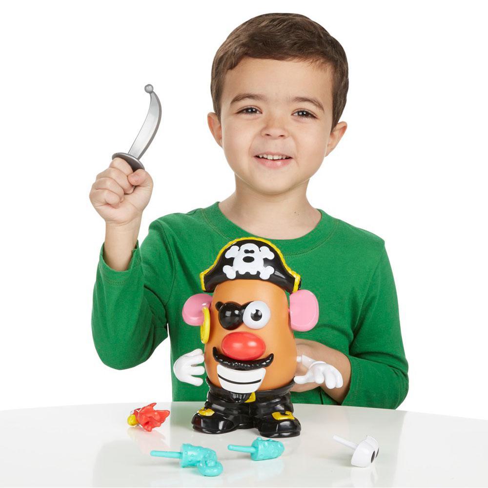 Boneco Batata Pirata Playskool Friends - Hasbro B0093