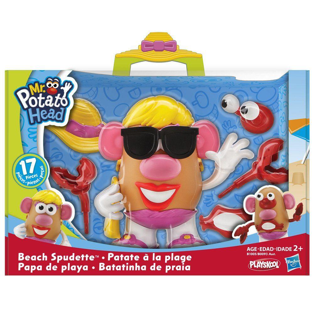 Boneca Batatinha de Praia Playskool Friends - Hasbro B0093