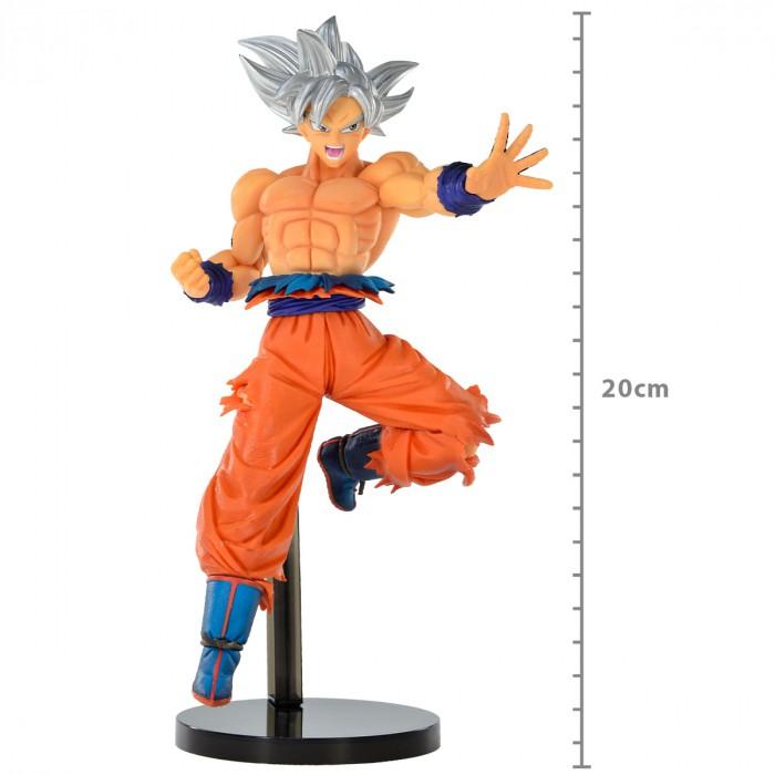 Boneco Dragon Ball Goku Instinto Superior Retsuden Banpresto