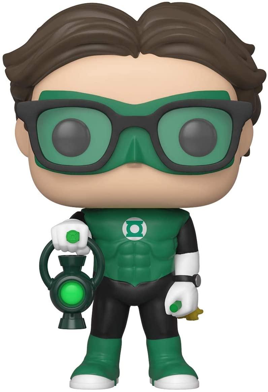 Boneco Funko Pop Leonard Hofstadter Lanterna Verde 836 TBBT
