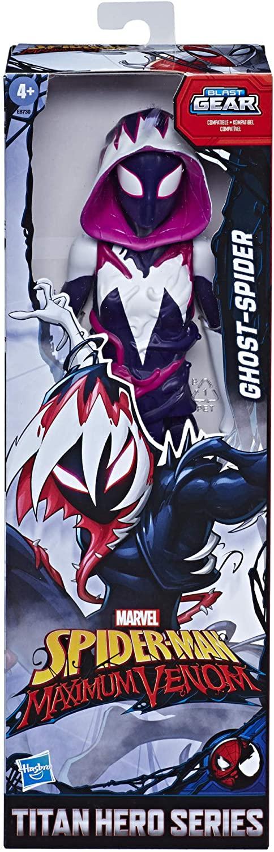 Boneco Ghost-Spider - Marvel Titan Hero Series - Hasbro E8686