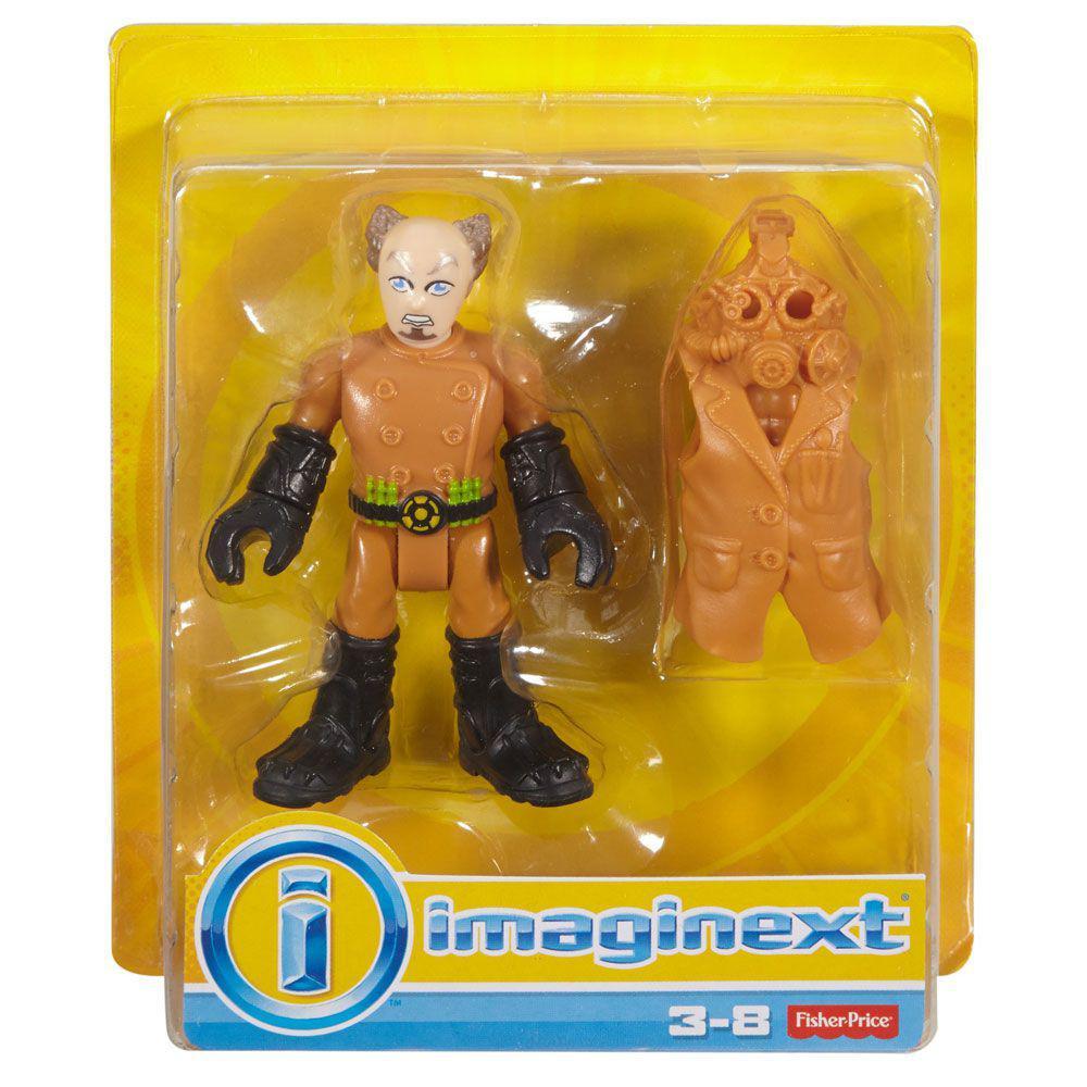 Boneco Homem Radioativo Imaginext Fisher-Price - Mattel