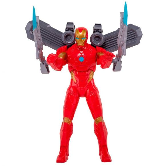 Boneco Iron Man - Marvel Avenger Olympus Acessorios - Hasbro