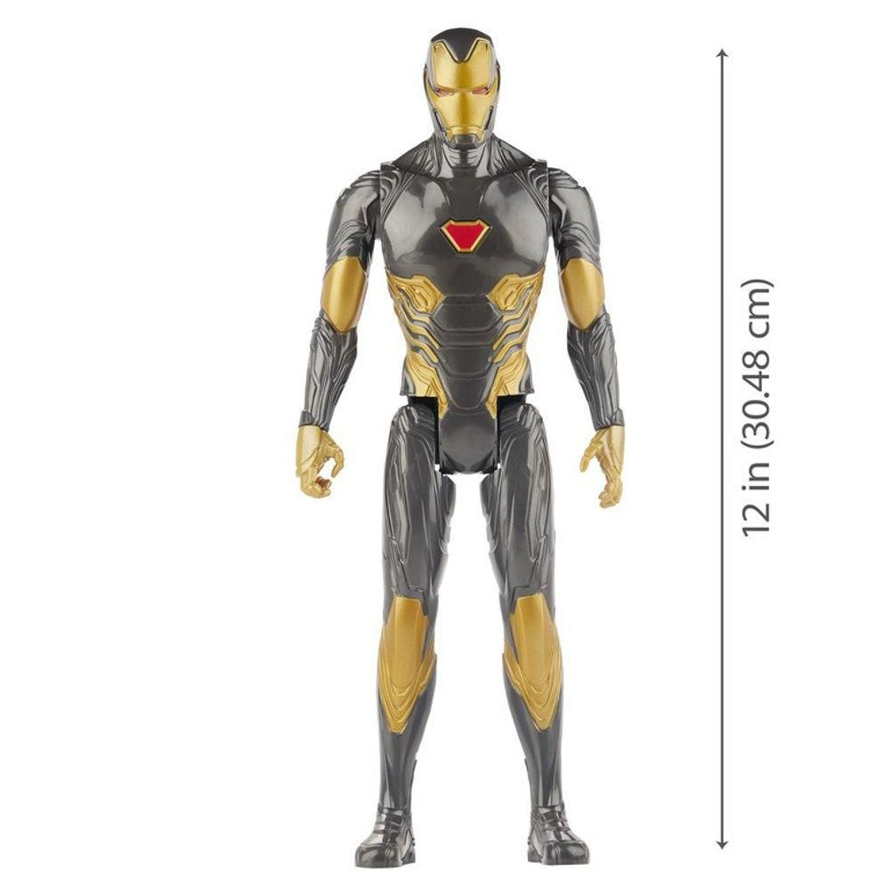 Boneco Iron Man Marvel Avengers Hero Series - 30 cm - Hasbro