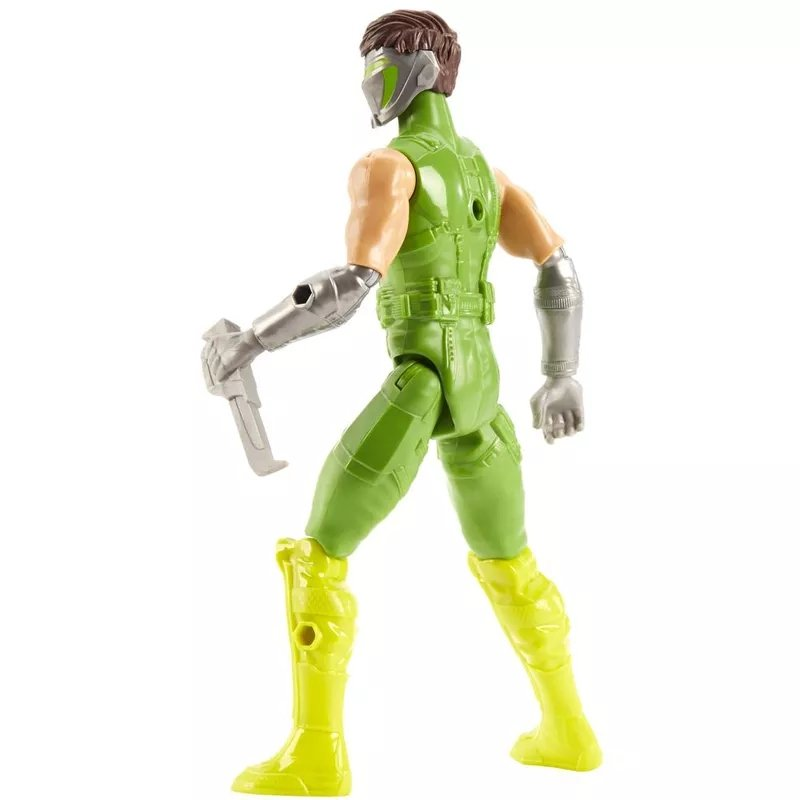 Boneco Max Steel 30cm - Figura Max Missão na Selva - Mattel