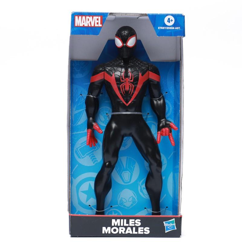 Boneco Miles Morales Homem Aranha - Marvel - 25 cm - Hasbro
