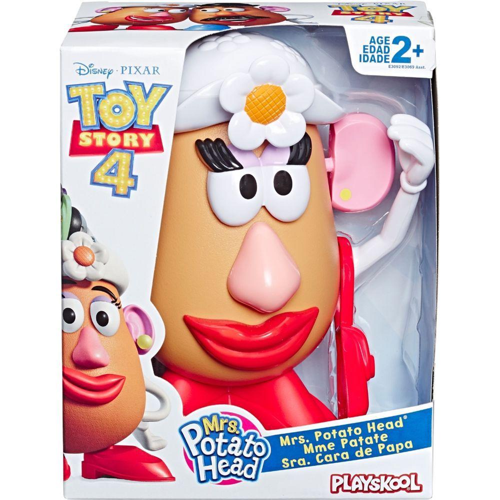 Boneco Mr Potato -  Brinquedo Toy Story 4 Senhora Cabeça De Batata - Hasbro E3069
