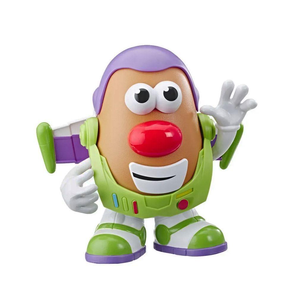 Boneco Mr Potato Buzz -  Brinquedo Toy Story 4 - Hasbro E3068