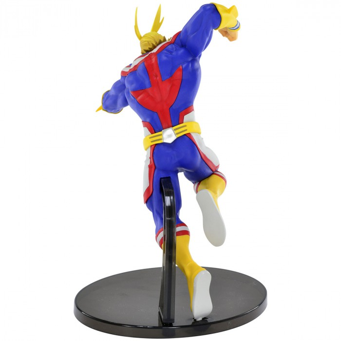 Boneco My Hero Academia - All Might Amazing Heroes Banpresto