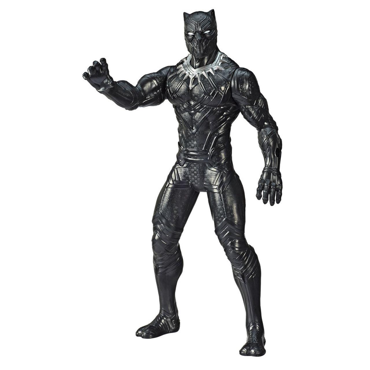 Boneco Pantera Negra - Marvel - 25 cm - Original Hasbro