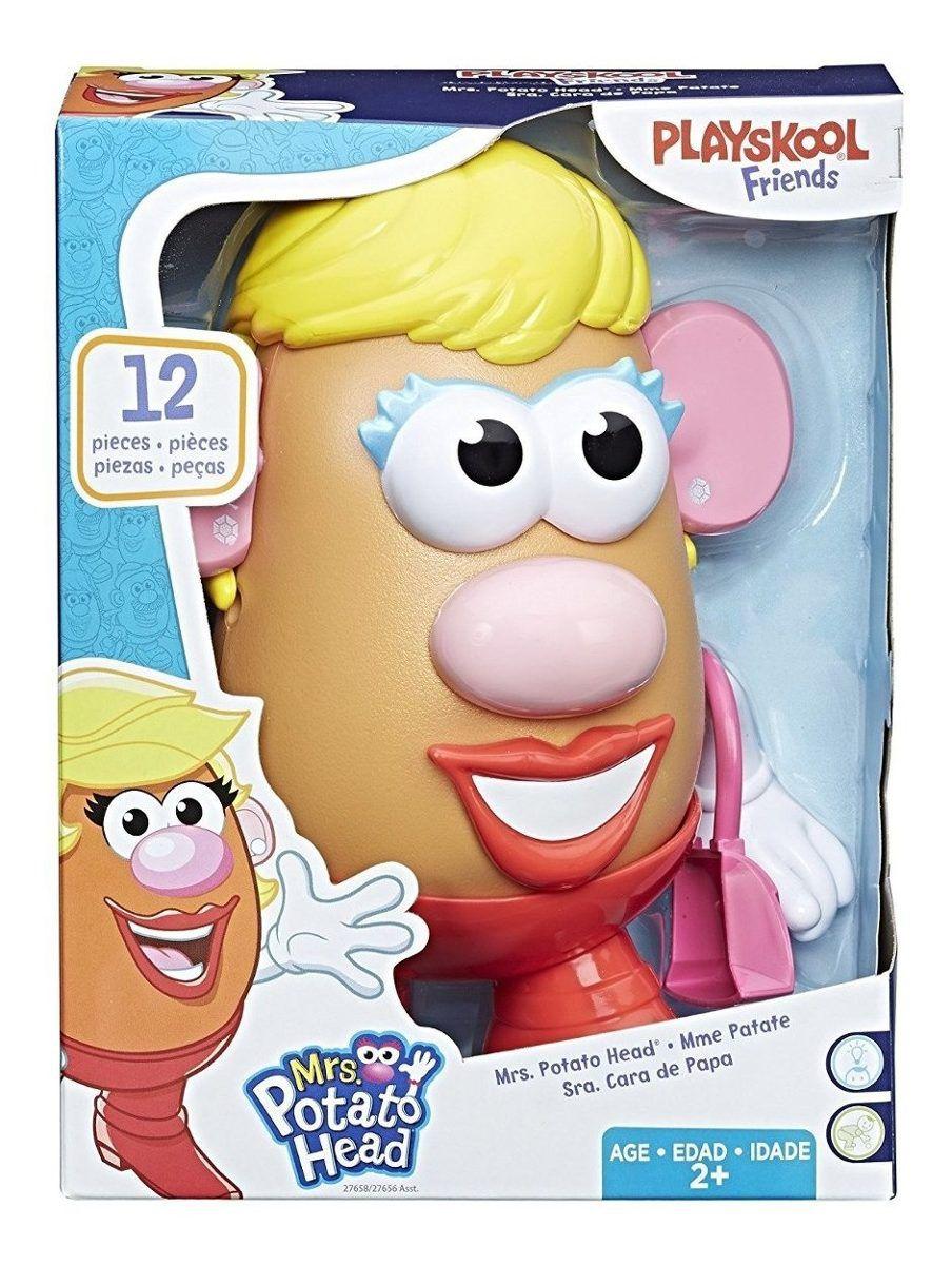 Boneca Senhora Cara de Batata - Playskool Friends  - Hasbro 27656