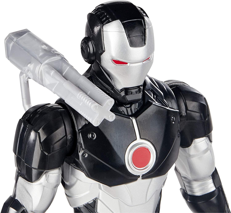 Boneco War Machine - Marvel Avengers Titan Hero Series - Hasbro E3308