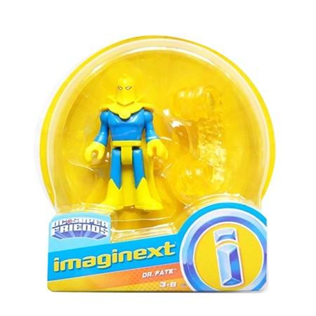 Bonecos Dr. Fate - Dc Super Friends - Imaginext  - Mattel