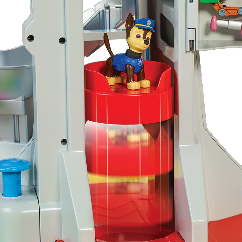 Brinquedo Patrulha Canina - Mega Central Torre de Comando