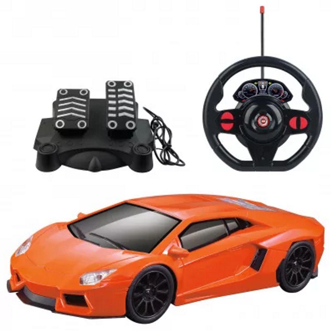 Carrinho Controle Remoto - Racing Nitro - Multikids BR1144